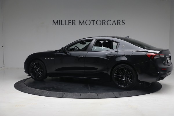 New 2021 Maserati Ghibli SQ4 for sale $92,894 at McLaren Greenwich in Greenwich CT 06830 4