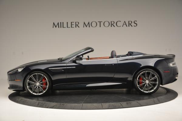 Used 2014 Aston Martin DB9 Volante for sale Sold at McLaren Greenwich in Greenwich CT 06830 3