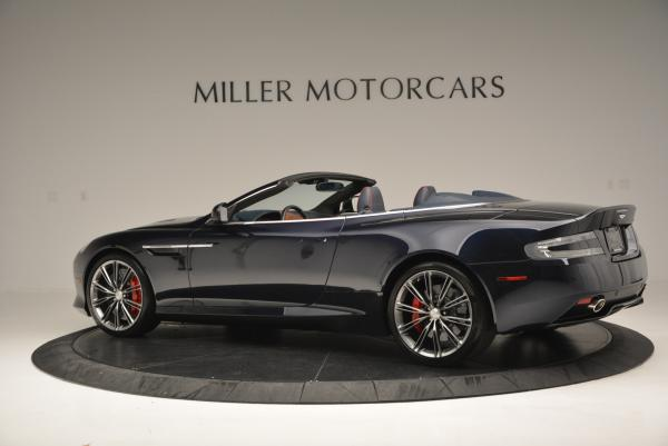 Used 2014 Aston Martin DB9 Volante for sale Sold at McLaren Greenwich in Greenwich CT 06830 4