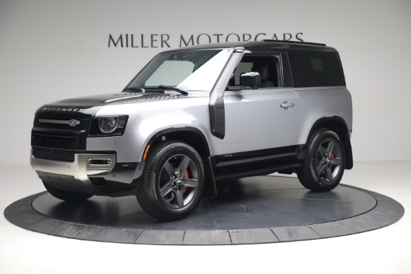 Used 2021 Land Rover Defender 90 X for sale $84,900 at McLaren Greenwich in Greenwich CT 06830 2