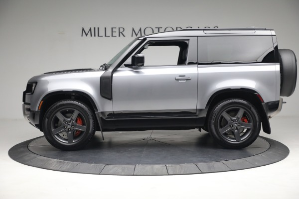 Used 2021 Land Rover Defender 90 X for sale $84,900 at McLaren Greenwich in Greenwich CT 06830 3