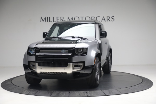 Used 2021 Land Rover Defender 90 X for sale $84,900 at McLaren Greenwich in Greenwich CT 06830 1