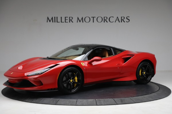 Used 2021 Ferrari F8 Tributo for sale Call for price at McLaren Greenwich in Greenwich CT 06830 2