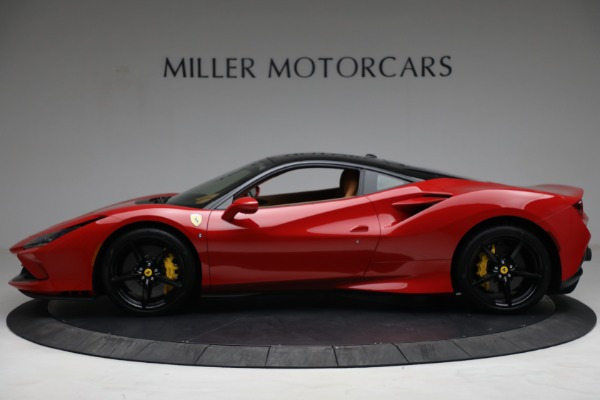 Used 2021 Ferrari F8 Tributo for sale Call for price at McLaren Greenwich in Greenwich CT 06830 3