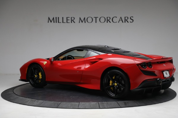 Used 2021 Ferrari F8 Tributo for sale Call for price at McLaren Greenwich in Greenwich CT 06830 4