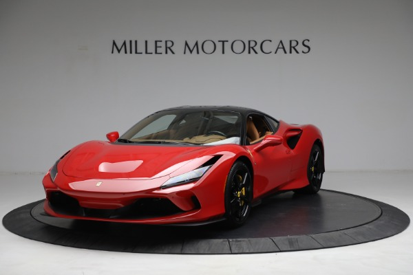 Used 2021 Ferrari F8 Tributo for sale Call for price at McLaren Greenwich in Greenwich CT 06830 1