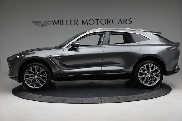 Used 2021 Aston Martin DBX for sale Sold at McLaren Greenwich in Greenwich CT 06830 2