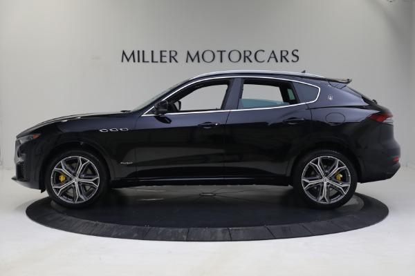 New 2021 Maserati Levante S GranSport for sale $112,799 at McLaren Greenwich in Greenwich CT 06830 3