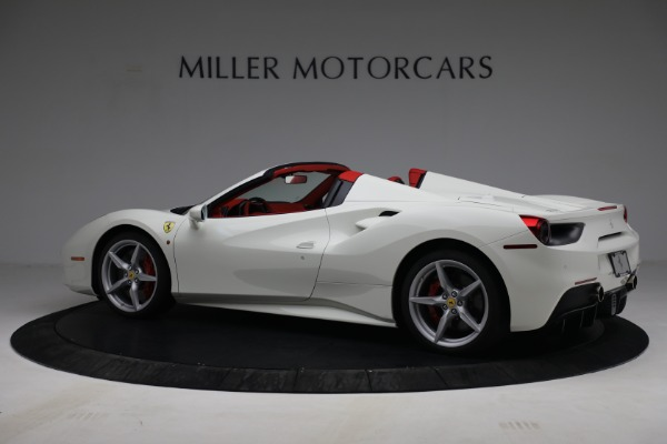 Used 2017 Ferrari 488 Spider for sale Call for price at McLaren Greenwich in Greenwich CT 06830 4