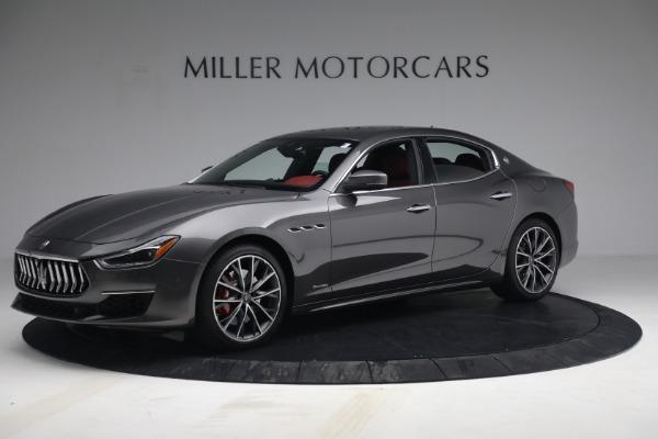 New 2021 Maserati Ghibli SQ4 GranLusso for sale Sold at McLaren Greenwich in Greenwich CT 06830 2