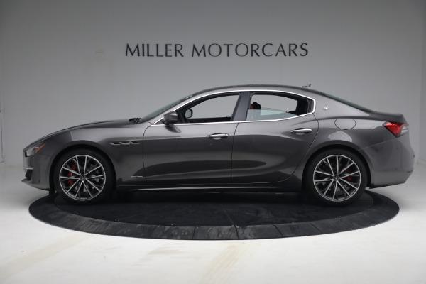 New 2021 Maserati Ghibli SQ4 GranLusso for sale Sold at McLaren Greenwich in Greenwich CT 06830 3