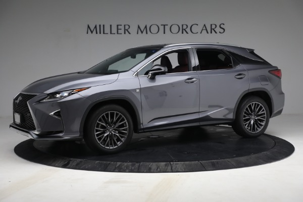 Used 2018 Lexus RX 350 F SPORT for sale $44,900 at McLaren Greenwich in Greenwich CT 06830 2