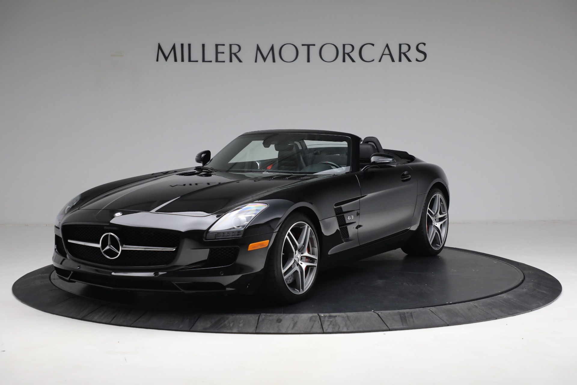 Used 2014 Mercedes-Benz SLS AMG GT for sale $159,900 at McLaren Greenwich in Greenwich CT 06830 1