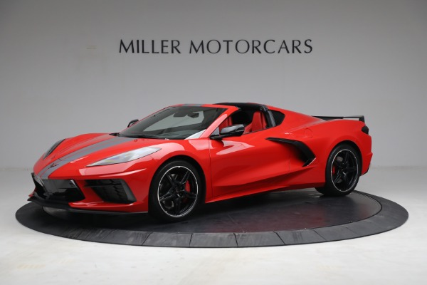 Used 2020 Chevrolet Corvette Stingray for sale Sold at McLaren Greenwich in Greenwich CT 06830 2