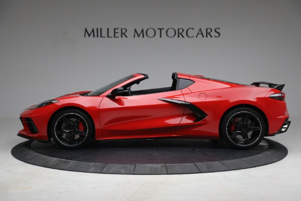 Used 2020 Chevrolet Corvette Stingray for sale Sold at McLaren Greenwich in Greenwich CT 06830 3