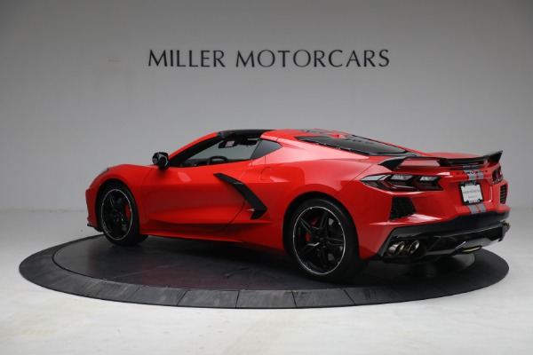 Used 2020 Chevrolet Corvette Stingray for sale Sold at McLaren Greenwich in Greenwich CT 06830 4