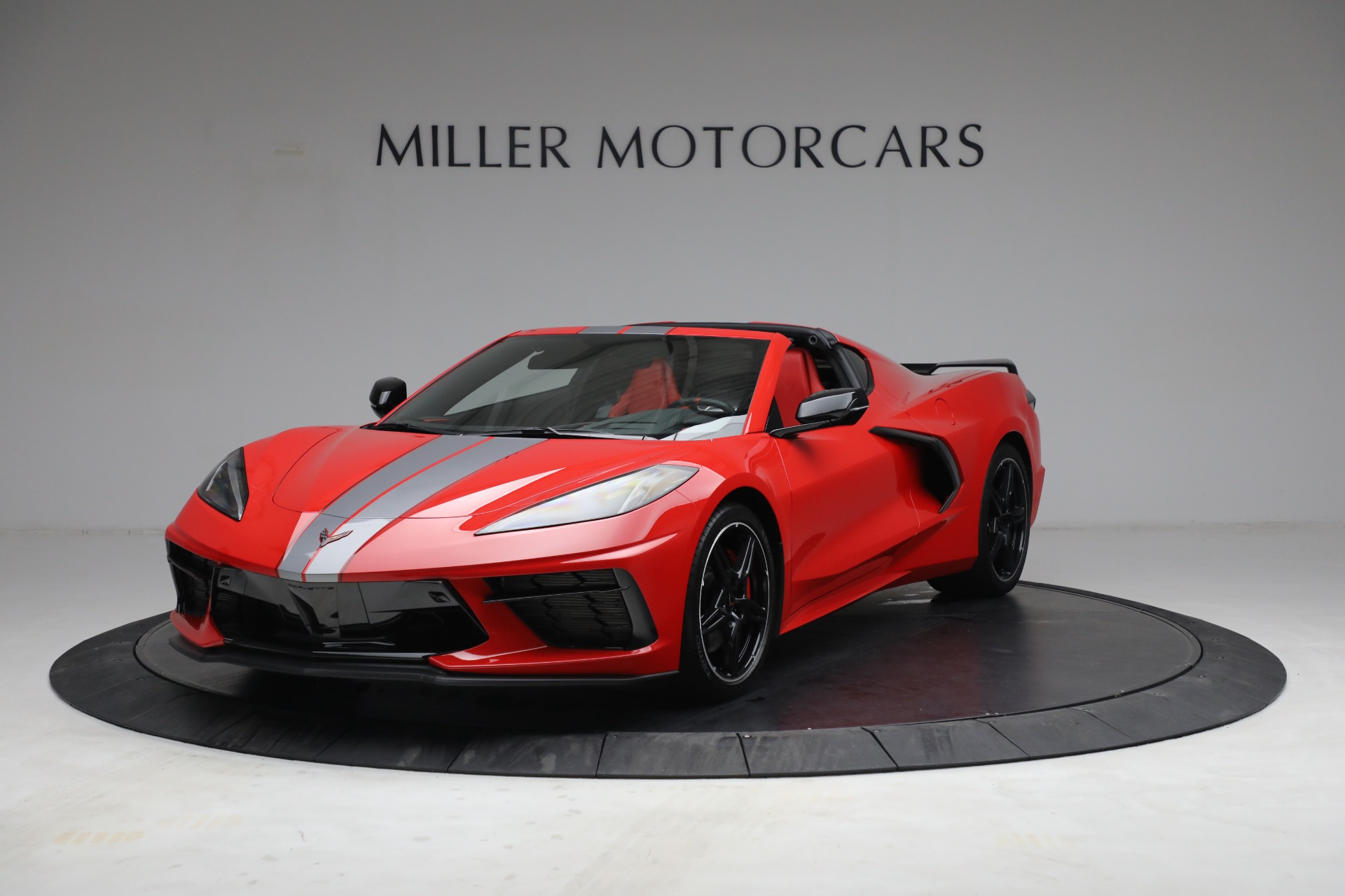 Used 2020 Chevrolet Corvette Stingray for sale Sold at McLaren Greenwich in Greenwich CT 06830 1
