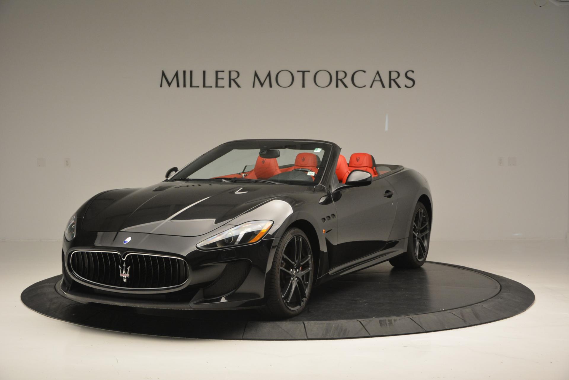 Used 2013 Maserati GranTurismo MC for sale Sold at McLaren Greenwich in Greenwich CT 06830 1