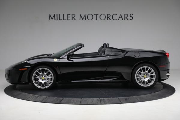 Used 2008 Ferrari F430 Spider for sale $159,900 at McLaren Greenwich in Greenwich CT 06830 3