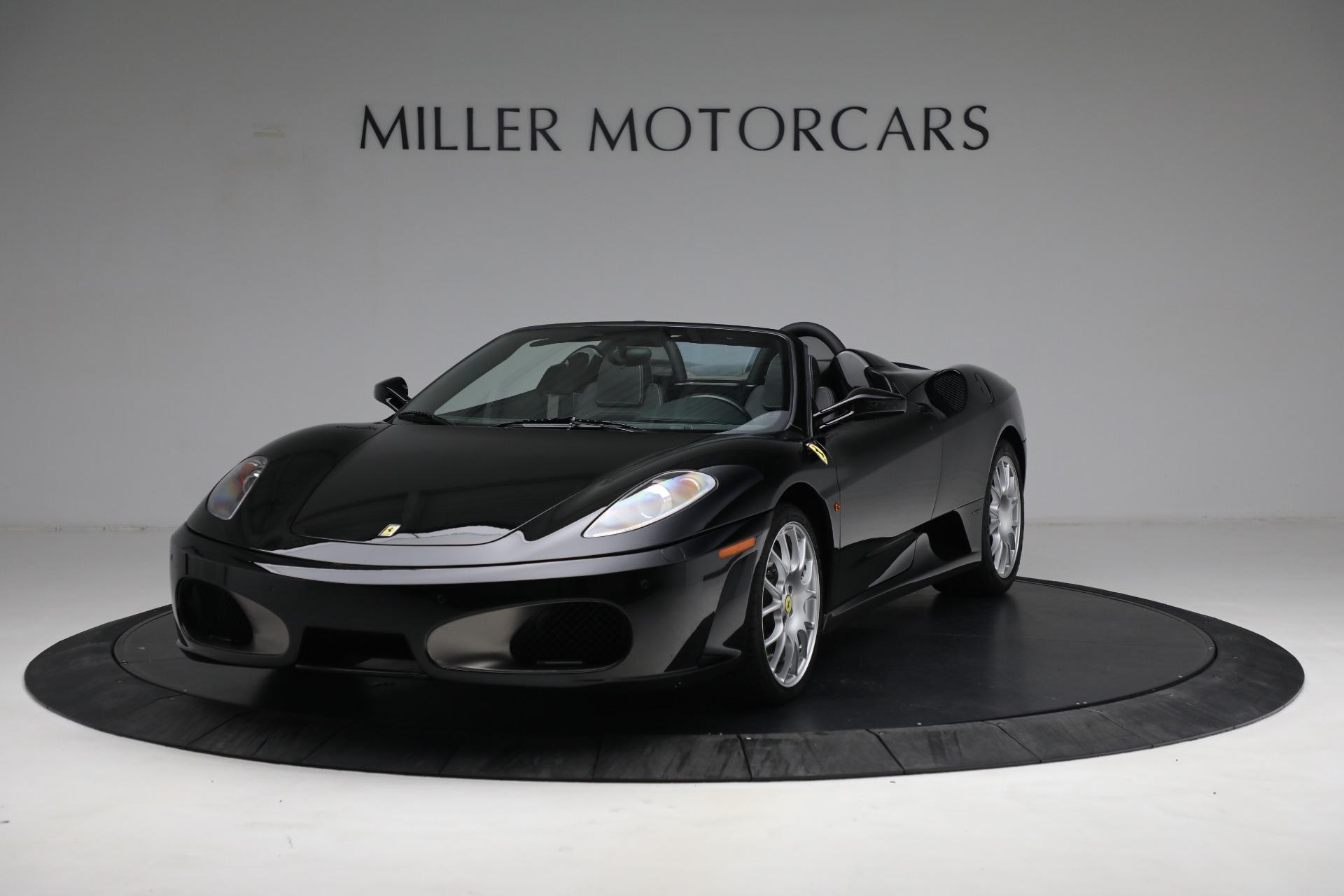 Used 2008 Ferrari F430 Spider for sale $159,900 at McLaren Greenwich in Greenwich CT 06830 1