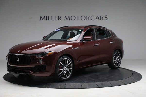 Used 2018 Maserati Levante GranSport for sale $57,900 at McLaren Greenwich in Greenwich CT 06830 2