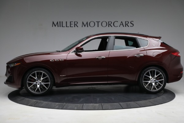 Used 2018 Maserati Levante GranSport for sale $57,900 at McLaren Greenwich in Greenwich CT 06830 3