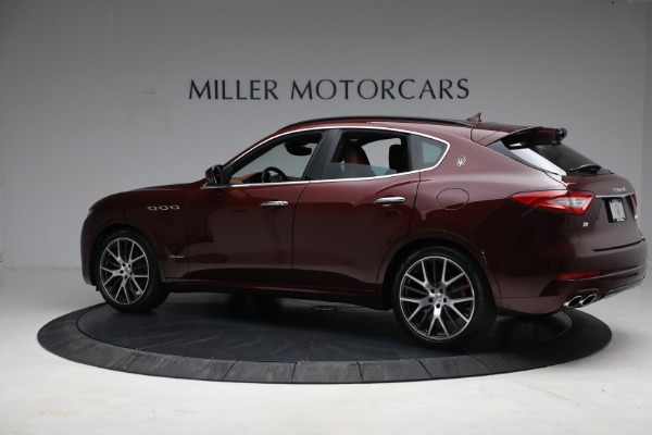 Used 2018 Maserati Levante GranSport for sale $57,900 at McLaren Greenwich in Greenwich CT 06830 4