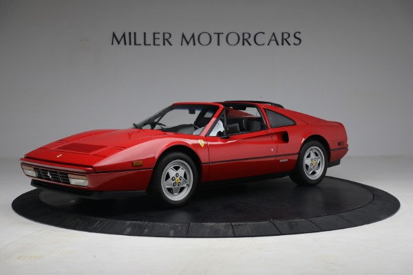 Used 1988 Ferrari 328 GTS for sale Call for price at McLaren Greenwich in Greenwich CT 06830 2