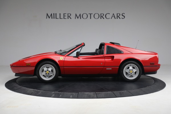 Used 1988 Ferrari 328 GTS for sale Call for price at McLaren Greenwich in Greenwich CT 06830 3