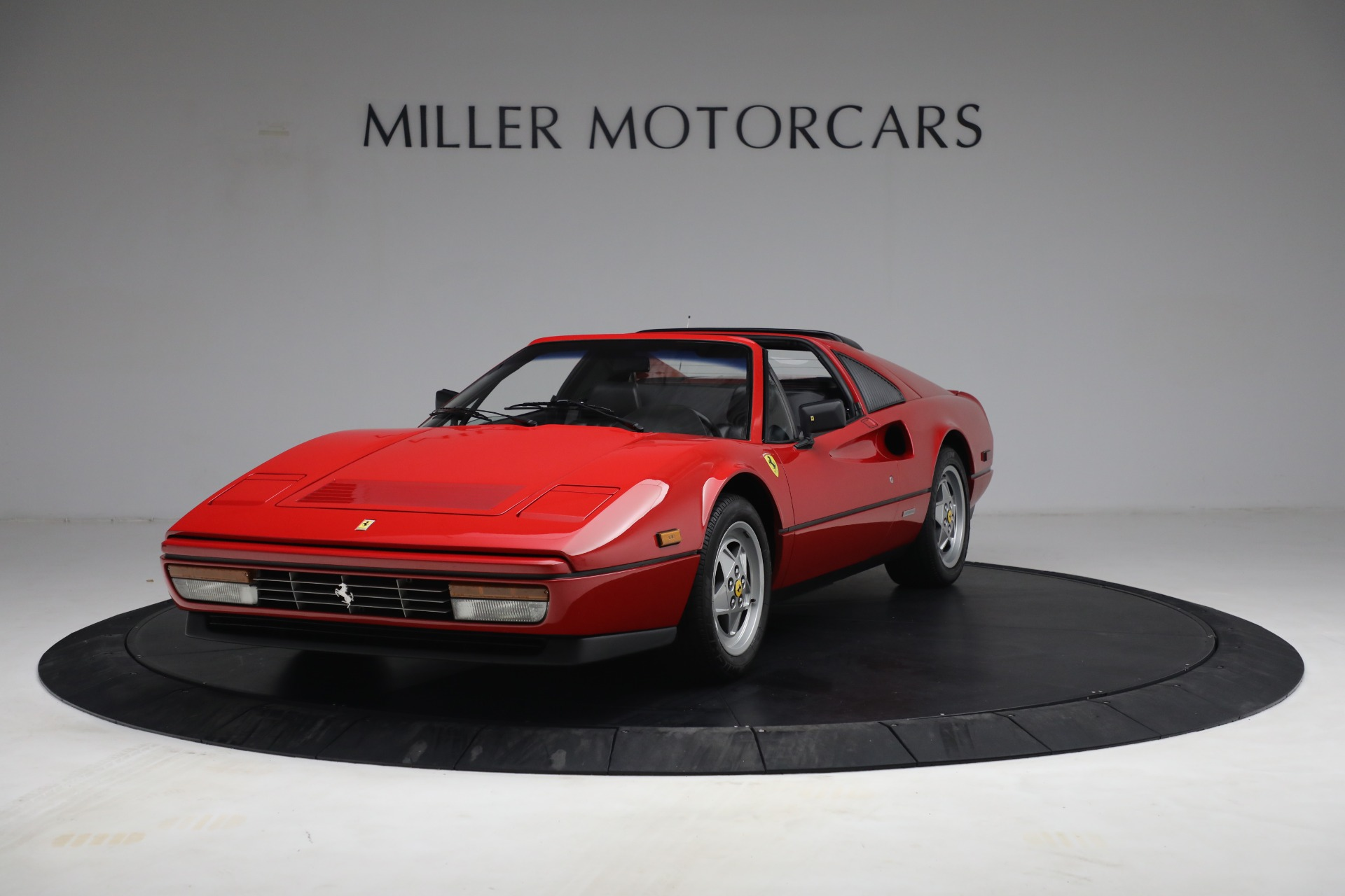 Used 1988 Ferrari 328 GTS for sale Call for price at McLaren Greenwich in Greenwich CT 06830 1