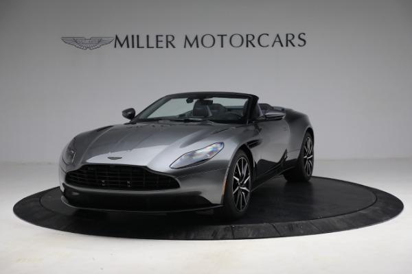 New 2021 Aston Martin DB11 Volante for sale $260,286 at McLaren Greenwich in Greenwich CT 06830 2
