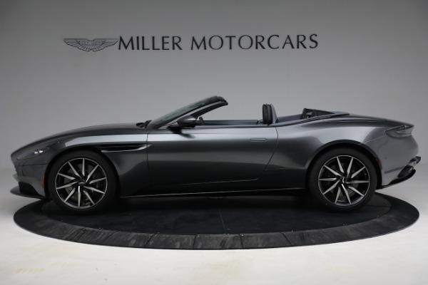 New 2021 Aston Martin DB11 Volante for sale $260,286 at McLaren Greenwich in Greenwich CT 06830 4