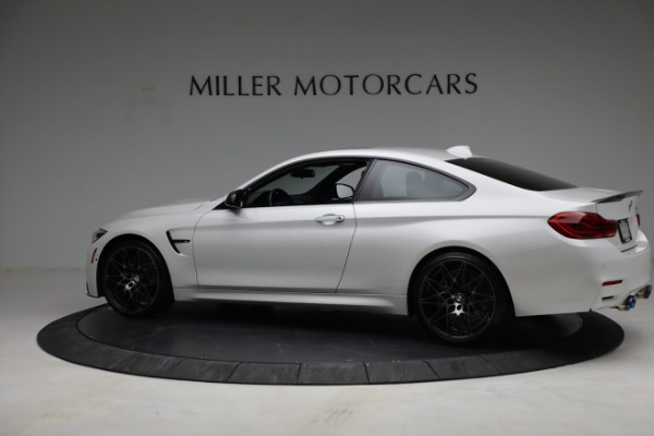 Used 2019 BMW M4 Competition for sale Call for price at McLaren Greenwich in Greenwich CT 06830 3