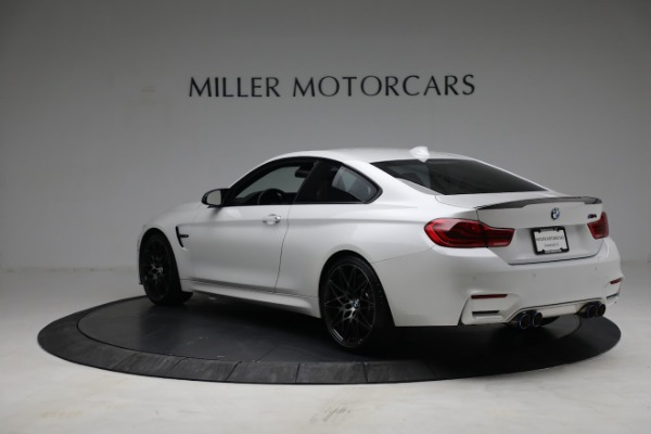 Used 2019 BMW M4 Competition for sale Call for price at McLaren Greenwich in Greenwich CT 06830 4