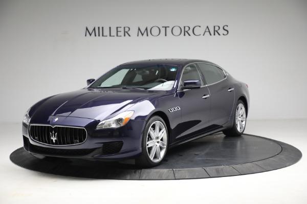 Used 2014 Maserati Quattroporte S Q4 for sale $42,900 at McLaren Greenwich in Greenwich CT 06830 2