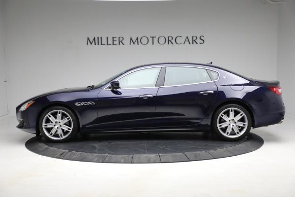 Used 2014 Maserati Quattroporte S Q4 for sale $42,900 at McLaren Greenwich in Greenwich CT 06830 4