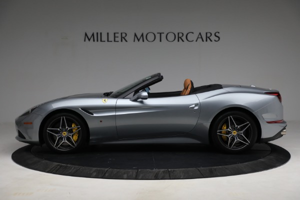 Used 2017 Ferrari California T for sale Call for price at McLaren Greenwich in Greenwich CT 06830 3