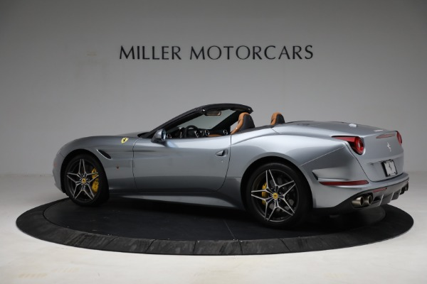 Used 2017 Ferrari California T for sale Call for price at McLaren Greenwich in Greenwich CT 06830 4