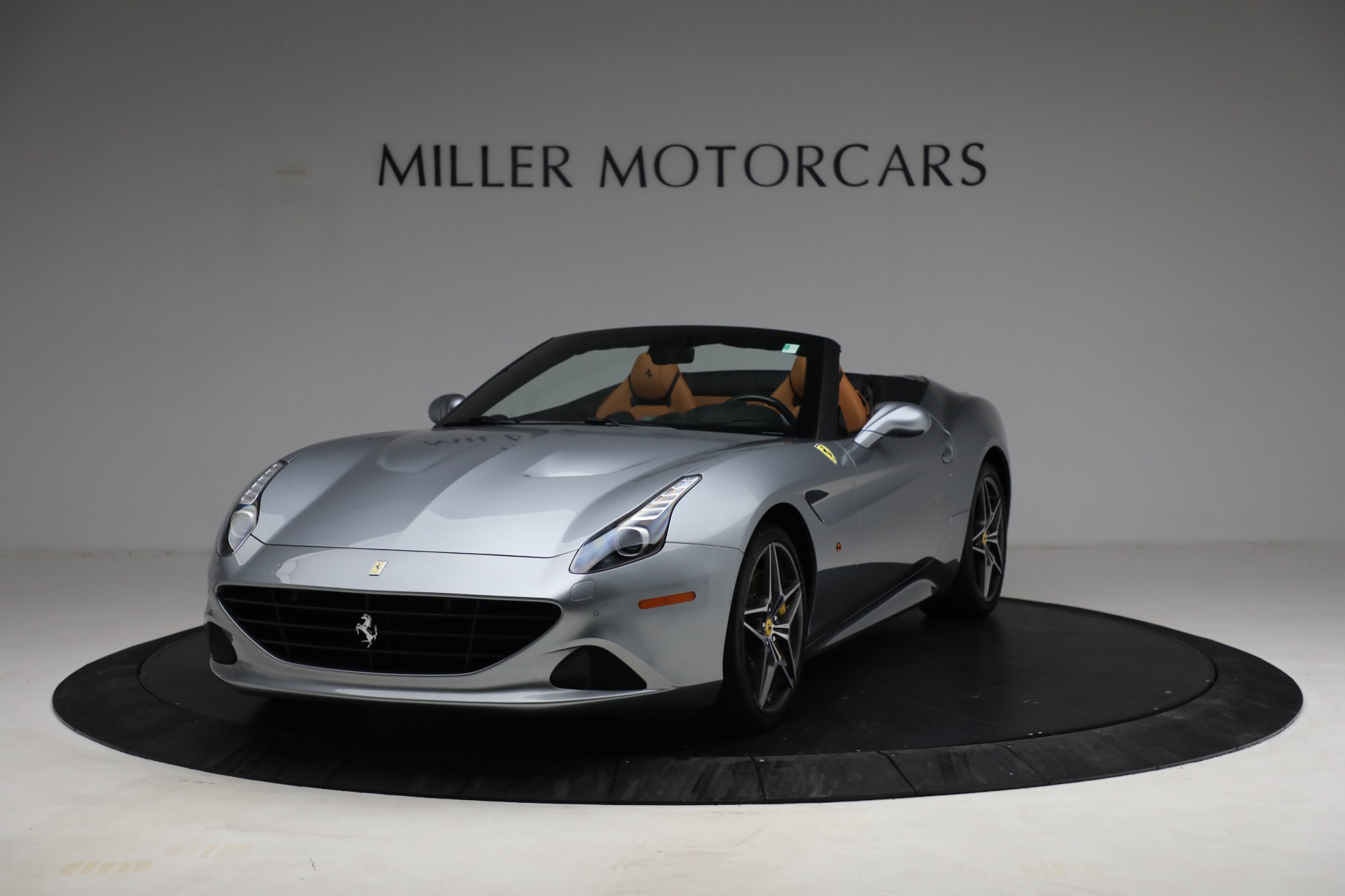 Used 2017 Ferrari California T for sale Call for price at McLaren Greenwich in Greenwich CT 06830 1