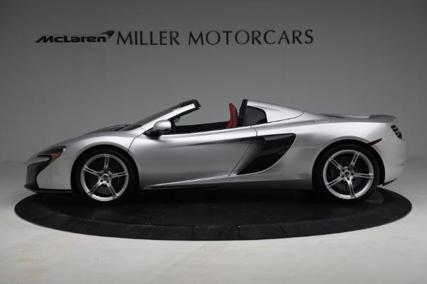 Used 2015 McLaren 650S Spider for sale $179,990 at McLaren Greenwich in Greenwich CT 06830 2