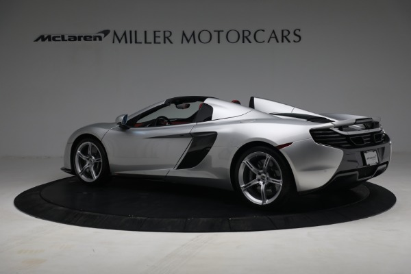 Used 2015 McLaren 650S Spider for sale $179,990 at McLaren Greenwich in Greenwich CT 06830 3