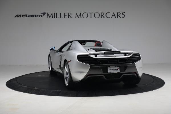 Used 2015 McLaren 650S Spider for sale $179,990 at McLaren Greenwich in Greenwich CT 06830 4