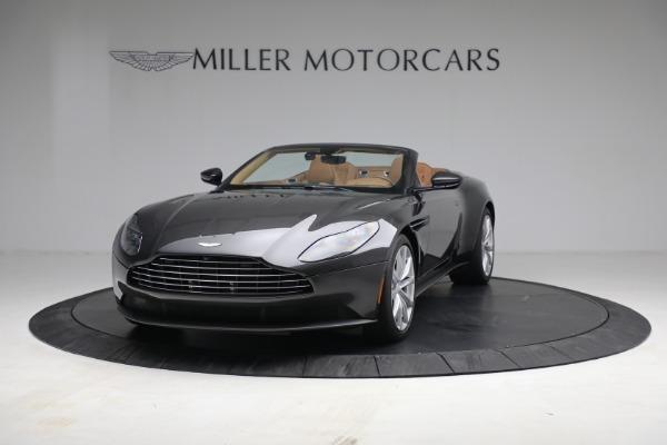 Used 2019 Aston Martin DB11 Volante for sale $212,990 at McLaren Greenwich in Greenwich CT 06830 3