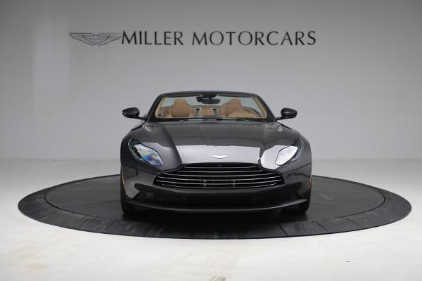 Used 2019 Aston Martin DB11 Volante for sale $212,990 at McLaren Greenwich in Greenwich CT 06830 4