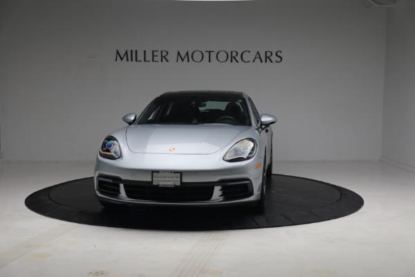 Used 2018 Porsche Panamera 4 Sport Turismo for sale $97,900 at McLaren Greenwich in Greenwich CT 06830 2
