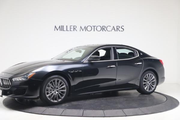 Used 2018 Maserati Ghibli SQ4 for sale $54,900 at McLaren Greenwich in Greenwich CT 06830 2
