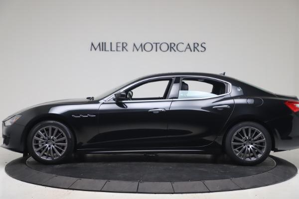 Used 2018 Maserati Ghibli SQ4 for sale $54,900 at McLaren Greenwich in Greenwich CT 06830 3