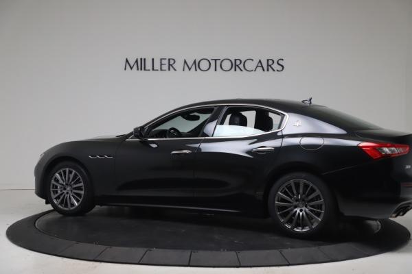 Used 2018 Maserati Ghibli SQ4 for sale $54,900 at McLaren Greenwich in Greenwich CT 06830 4
