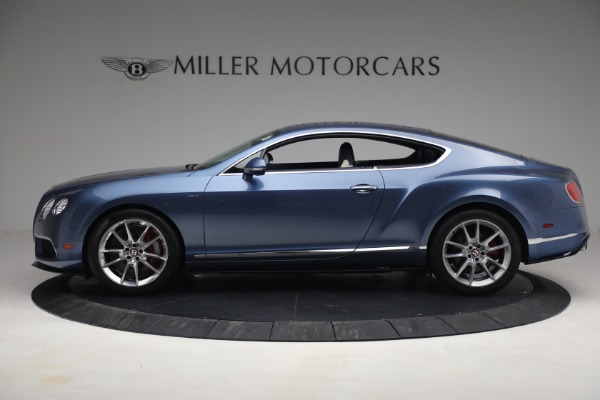 Used 2015 Bentley Continental GT V8 S for sale $119,900 at McLaren Greenwich in Greenwich CT 06830 3