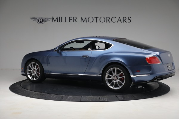 Used 2015 Bentley Continental GT V8 S for sale $119,900 at McLaren Greenwich in Greenwich CT 06830 4
